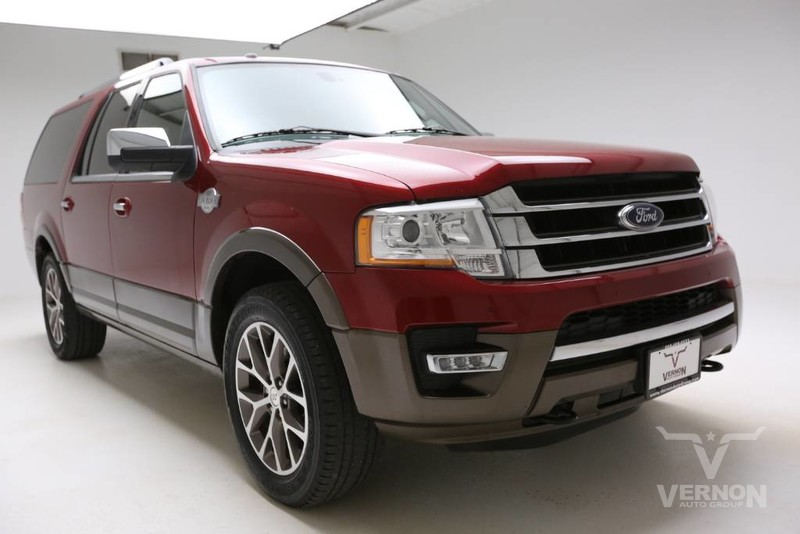 Ford Expedition El >> Pre Owned 2015 Ford Expedition El King Ranch 4x4 F10971a Vernon