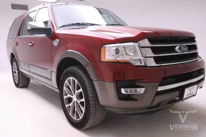 King Ranch Expedition >> Pre Owned 2016 Ford Expedition King Ranch 2wd