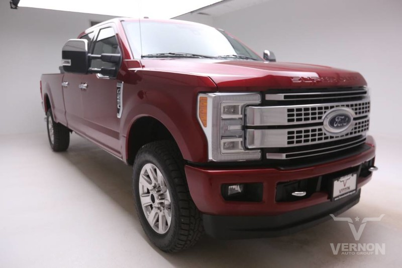 Pre-Owned 2017 Ford Super Duty F-250 Platinum