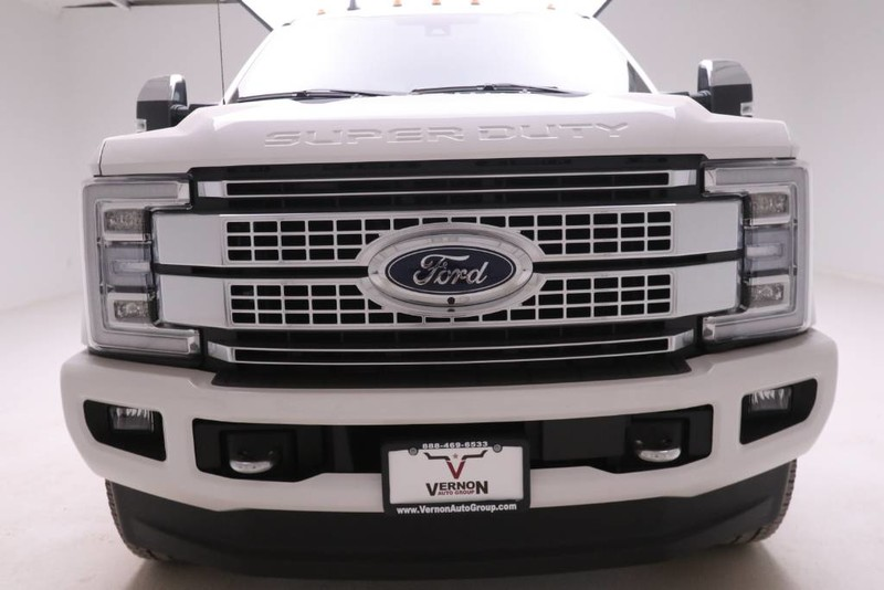New 2019 Ford Super Duty F-250 Platinum