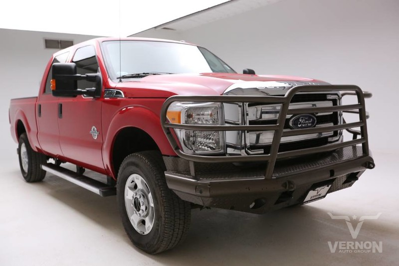 Pre-Owned 2015 Ford Super Duty F-250 XLT