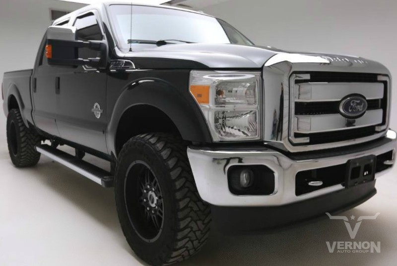 Pre-Owned 2016 Ford Super Duty F-250 XLT