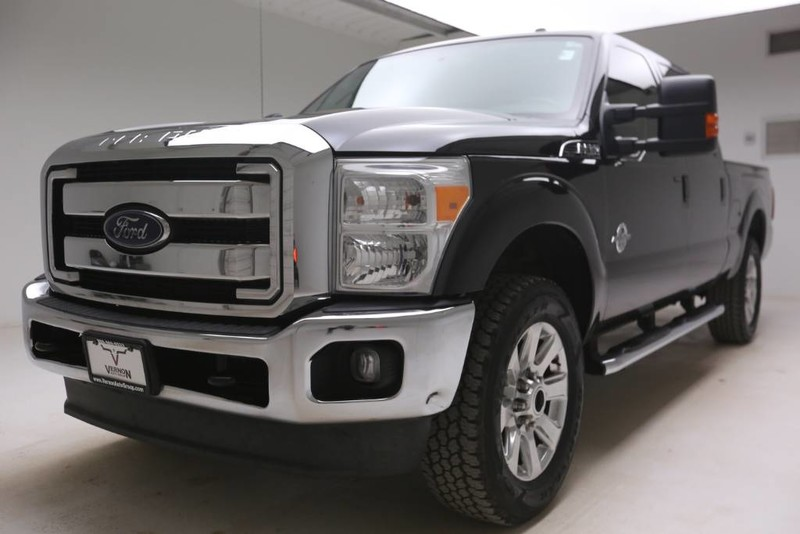 Pre-Owned 2014 Ford Super Duty F-250 Lariat