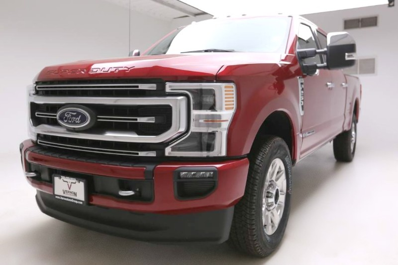 New 2020 Ford Super Duty F-250 Platinum