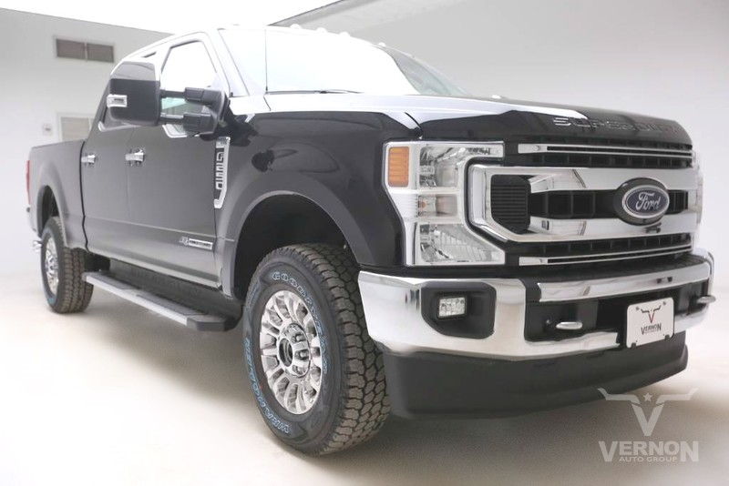 New 2020 Ford Super Duty F-250 XLT