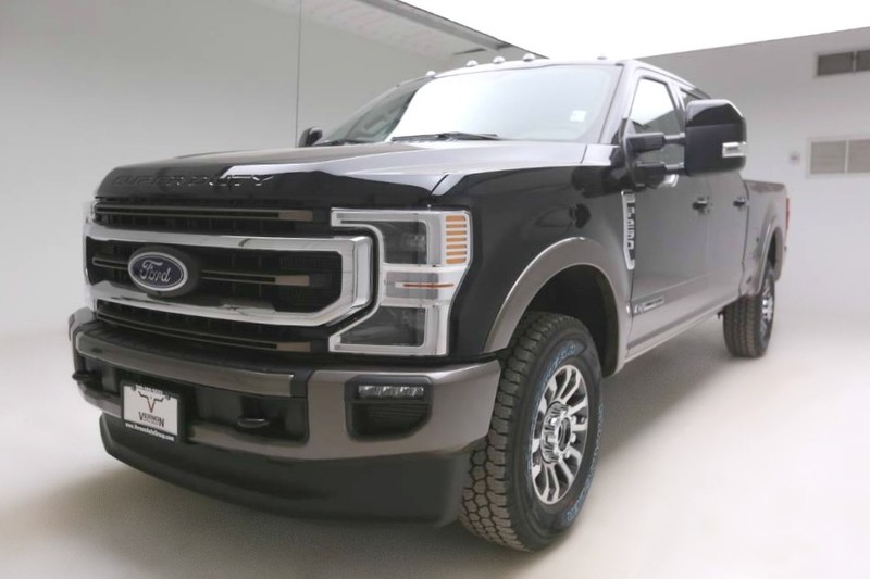 New 2020 Ford Super Duty F-250 King Ranch
