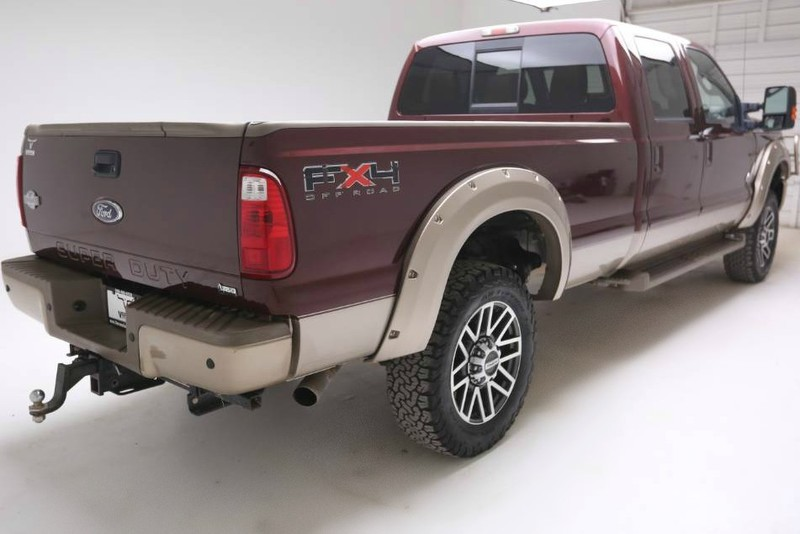 Pre-Owned 2011 Ford Super Duty F-350 SRW King Ranch