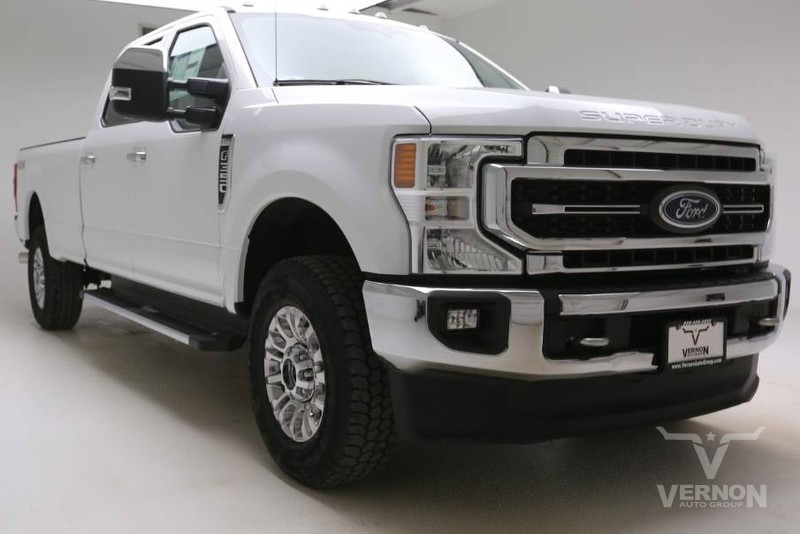 New 2020 Ford Super Duty F-350 SRW LARIAT