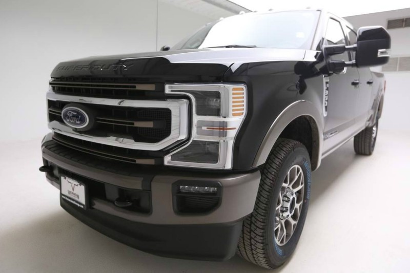 New 2020 Ford Super Duty F-350 SRW King Ranch