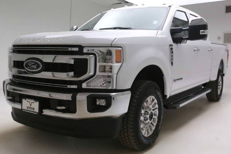 New 2020 Ford Super Duty F-350 SRW XLT