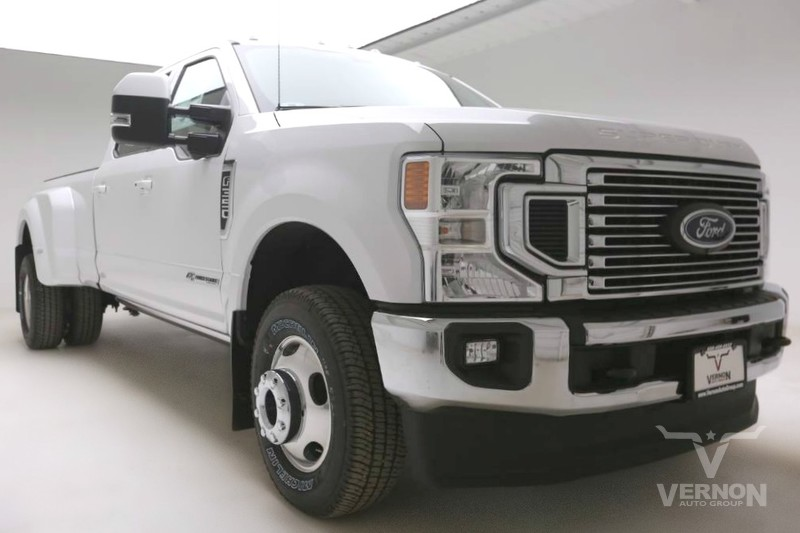 New 2020 Ford Super Duty F-350 DRW LARIAT
