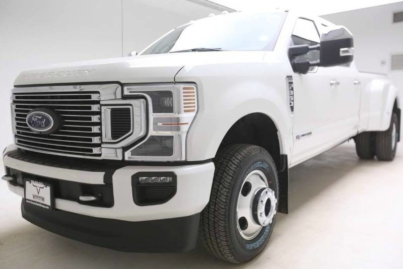 New 2020 Ford Super Duty F-350 DRW Platinum