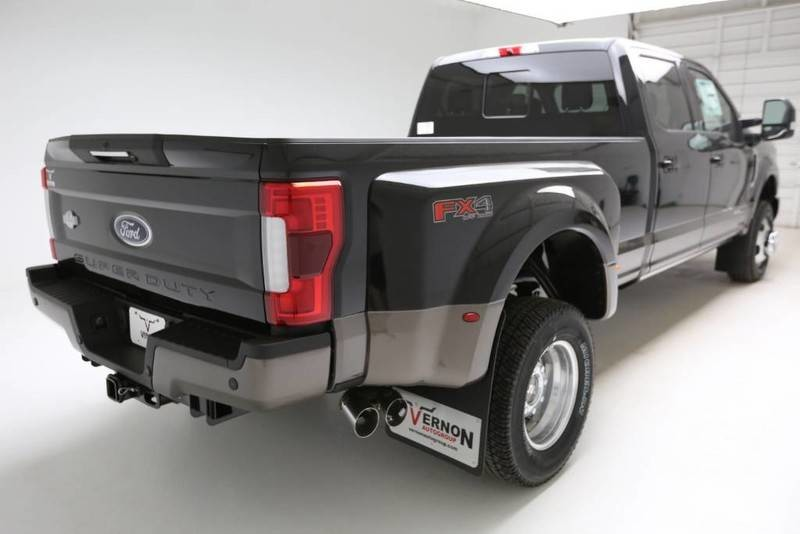 New 2019 Ford Super Duty F-350 DRW King Ranch
