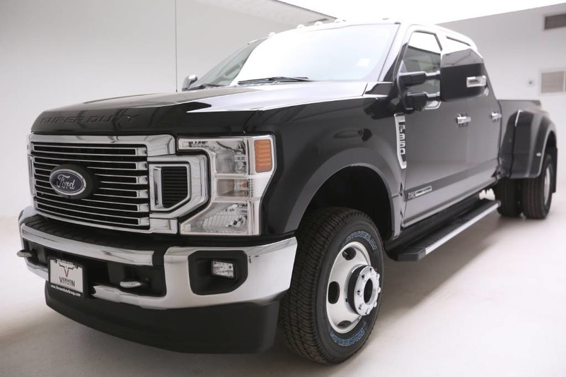 New 2020 Ford Super Duty F-350 DRW