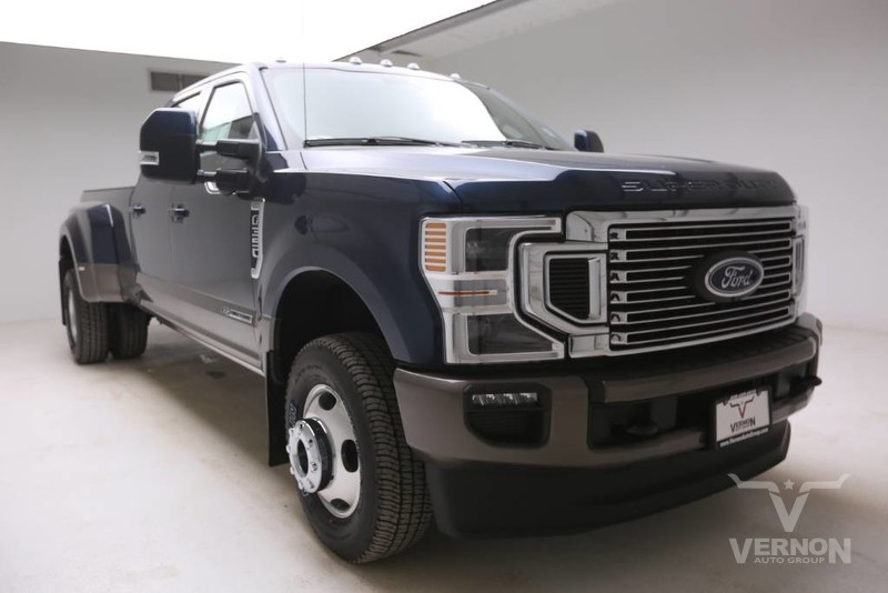 New 2020 Ford Super Duty F-350 DRW King Ranch