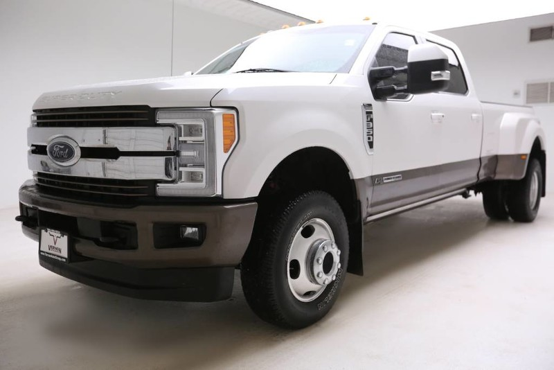 Pre-Owned 2017 Ford Super Duty F-350 DRW King Ranch