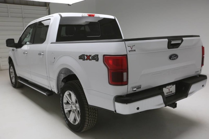 New 2019 Ford F-150 XLT Oklahoma Edition Crew Cab 4x4
