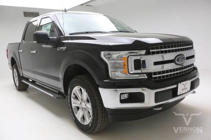 New 2019 Ford F 150 Xlt Texas Edition Crew Cab 4x4 Fx4