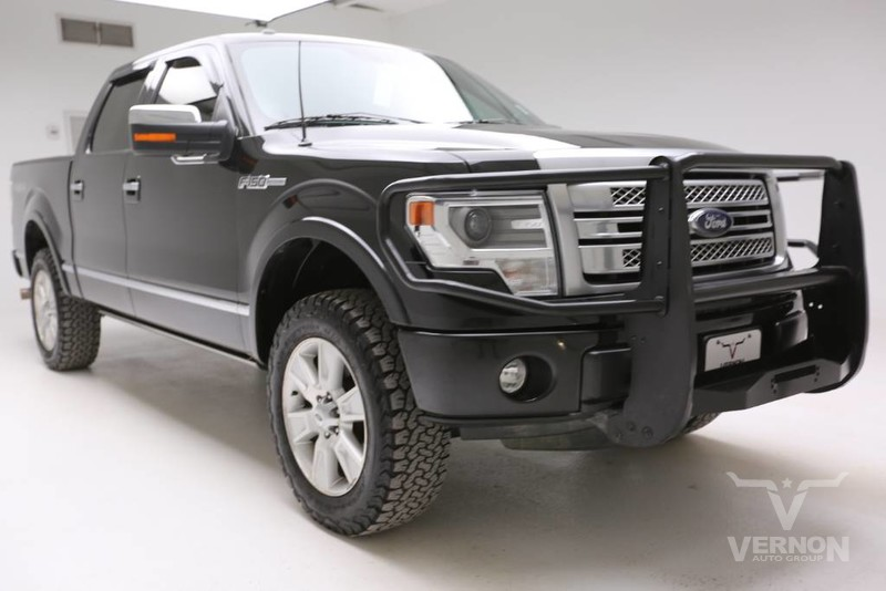 2014 F150 Platinum >> Pre Owned 2014 Ford F 150 Platinum Crew Cab 4x4 Fx4
