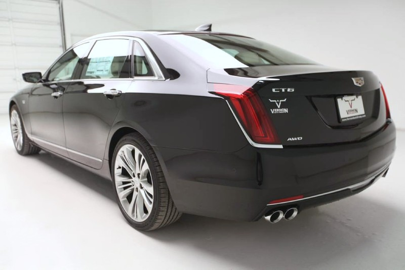 New 2017 Cadillac CT6 Platinum AWD