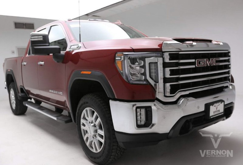 New 2020 GMC Sierra 3500HD SRW SLT