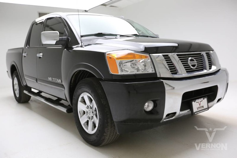 Pre-Owned 2015 Nissan Titan SV Texas Edition Crew Cab 2WD