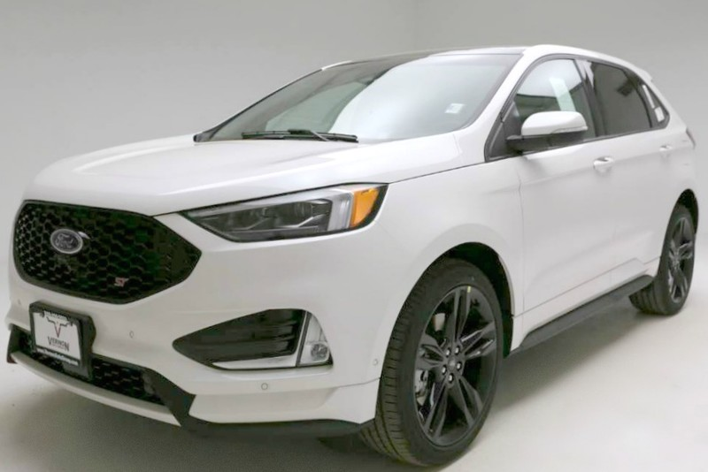 New 2019 Ford Edge ST