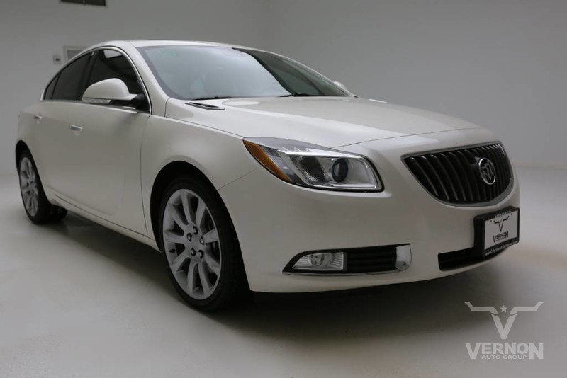 Pre-Owned 2012 Buick Regal Turbo Premium 3