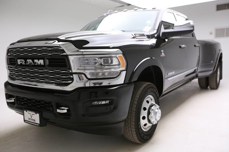 New 2019 Ram 3500 DRW Limited