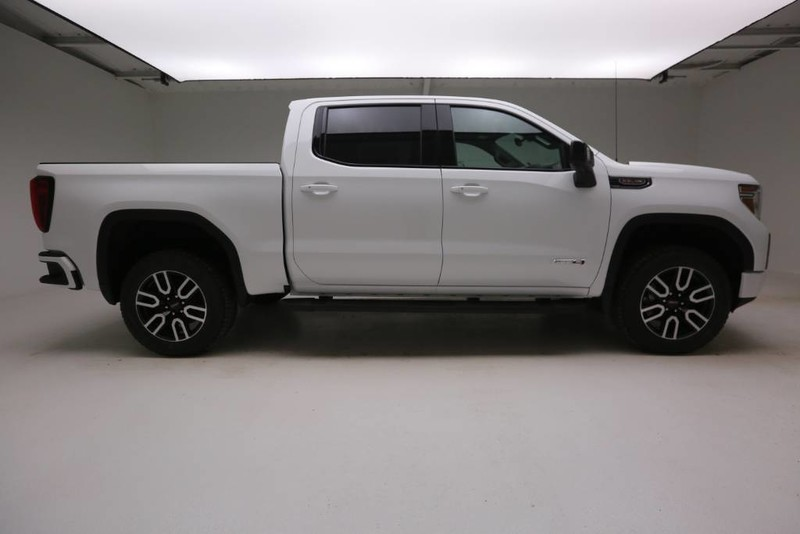 Bank Bloq Van Design On Stock.New 2020 Gmc Sierra 1500 At4 Crew Cab 4x4 G5526 Vernon Auto Group