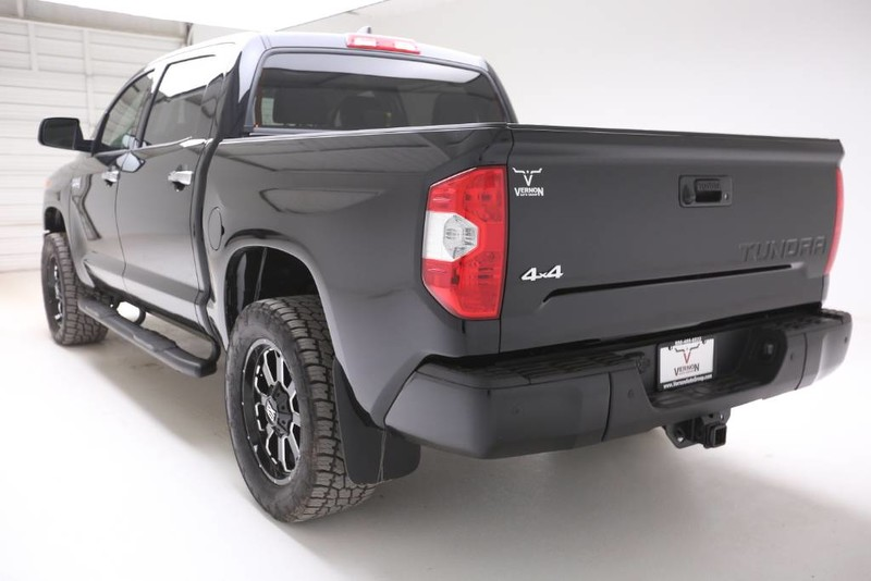 Pre-Owned 2020 Toyota Tundra 4WD