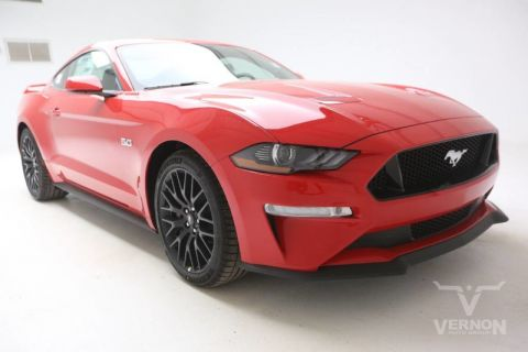 New 2019 Ford Mustang GT Fastback Coupe RWD