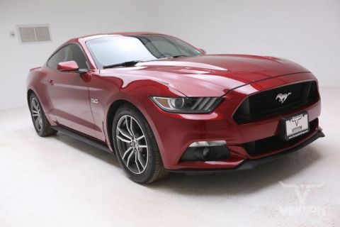 Pre-Owned 2017 Ford Mustang GT Fastback Coupe RWD