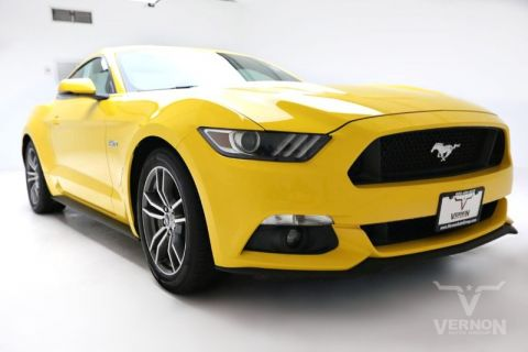Pre-Owned 2015 Ford Mustang GT Premium Fastback Coupe RWD