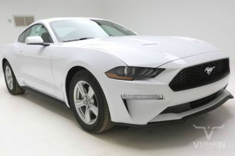 New 2019 Ford Mustang EcoBoost Fastback Coupe RWD