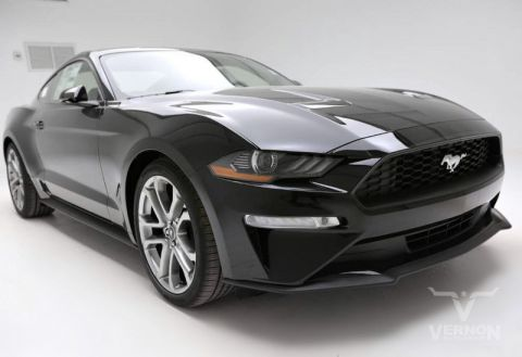 New 2019 Ford Mustang EcoBoost Premium Fastback Coupe RWD
