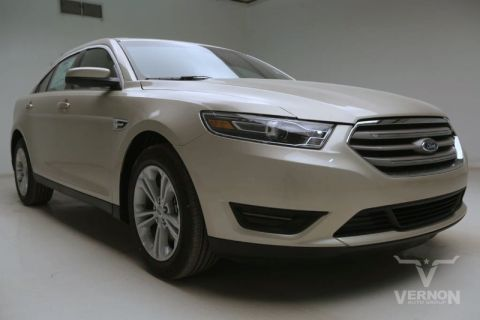 New 2018 Ford Taurus SEL Sedan FWD