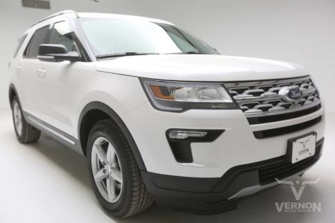 New 2019 Ford Explorer XLT FWD