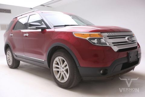 Pre-Owned 2014 Ford Explorer XLT 4x4