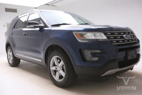 Pre-Owned 2016 Ford Explorer XLT 4x4