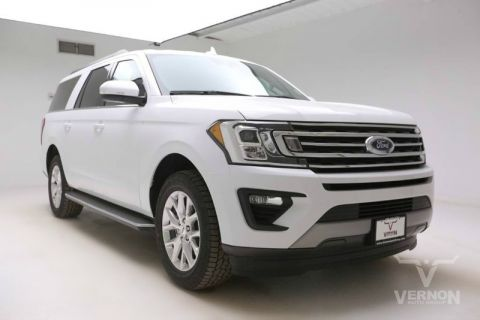 New 2020 Ford Expedition Max XLT 2WD