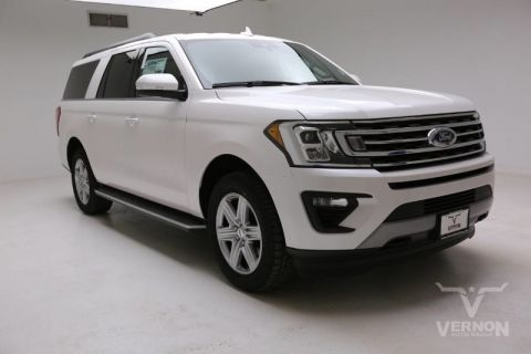 New 2019 Ford Expedition Max XLT 4x4