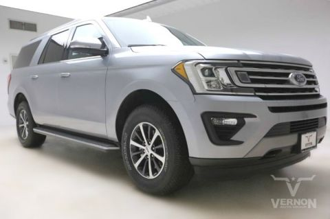New 2020 Ford Expedition Max XLT 4x4