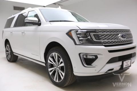 New 2020 Ford Expedition Max Platinum 4x4