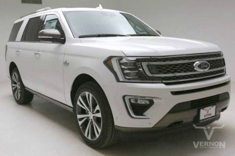 New 2020 Ford Expedition King Ranch 4x4