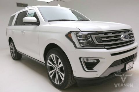 New 2020 Ford Expedition Limited 4x4