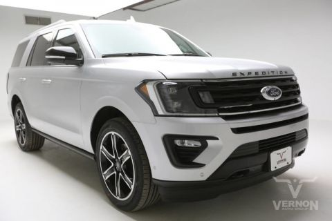 New 2019 Ford Expedition Limited Stealth Edition 4x4