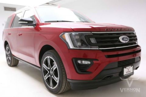 New 2020 Ford Expedition Limited Stealth Edition 4x4