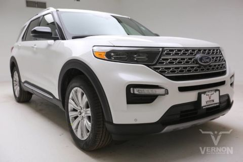 New 2020 Ford Explorer Limited FWD