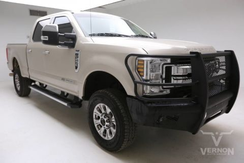 Pre-Owned 2018 Ford Super Duty F-250 XLT Crew Cab 4x4 Fx4